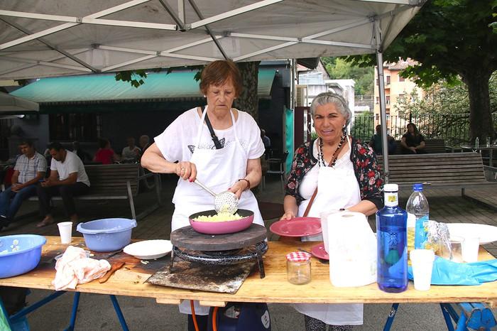 Tortillarik onenak De la Rosatarrenak - 9