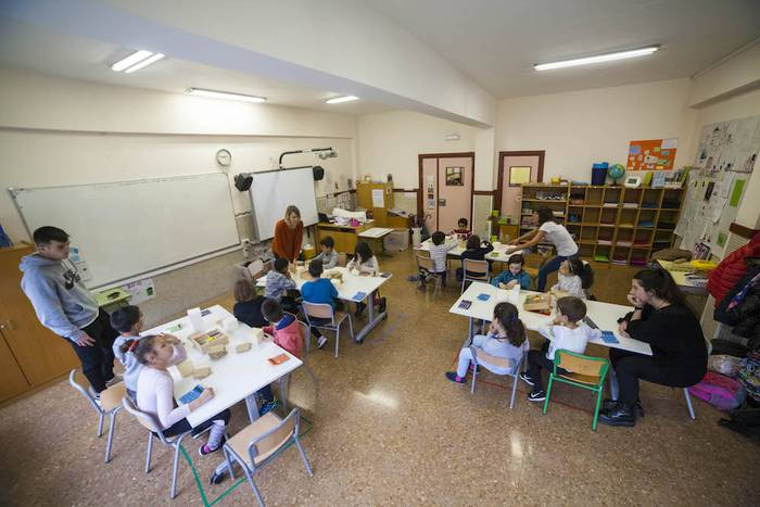 Plaentxi Eskola aitzindari