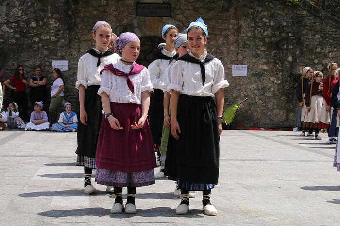 Euskal Jaia herritarren eta eguraldiaren berotasunarekin gauzatu zuten - 18