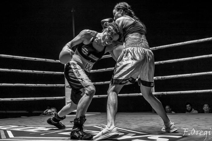Jendetza eta borrokaldi zirraragarriak zapatuko boxeo-jaialdian - 29