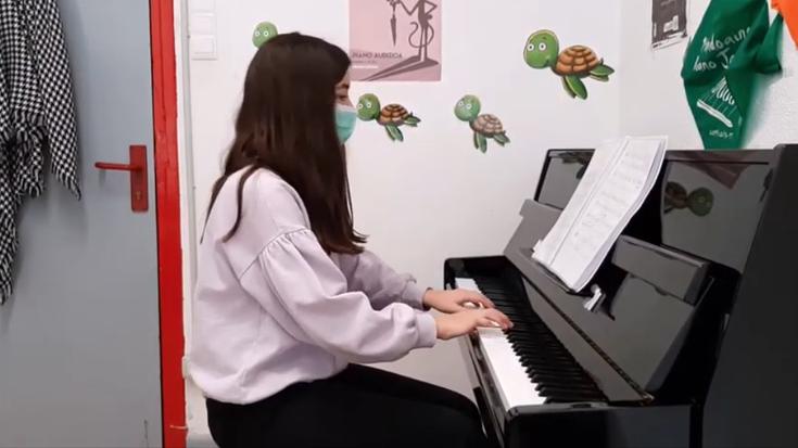 Pianoko ikasleak (2. zatia)