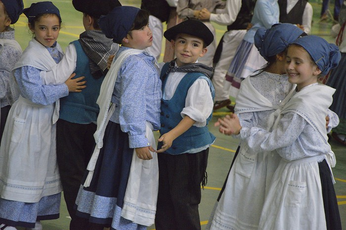 Euskal Jaia herritarren eta eguraldiaren berotasunarekin gauzatu zuten - 45