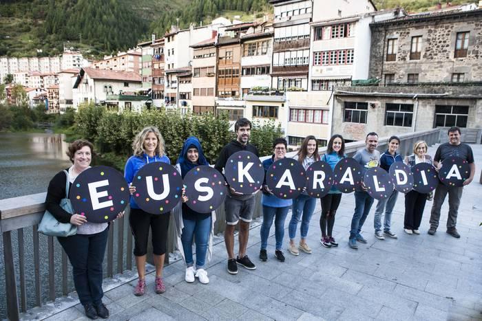 280 plazentziatarrek eman dute izena Euskaraldian