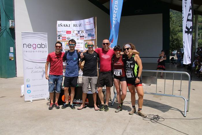 Juan Rodriguezek irabazi du Iñaki Ruiz Mendi Lasterketa - 4