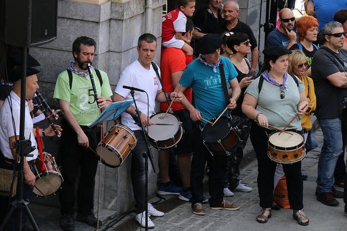Euskal Jaia herritarren eta eguraldiaren berotasunarekin gauzatu zuten - 15