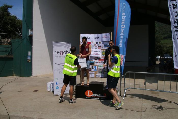 Juan Rodriguezek irabazi du Iñaki Ruiz Mendi Lasterketa - 13