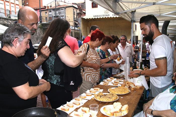 Tortillarik onenak De la Rosatarrenak - 23