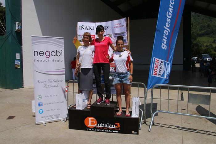 Juan Rodriguezek irabazi du Iñaki Ruiz Mendi Lasterketa - 2
