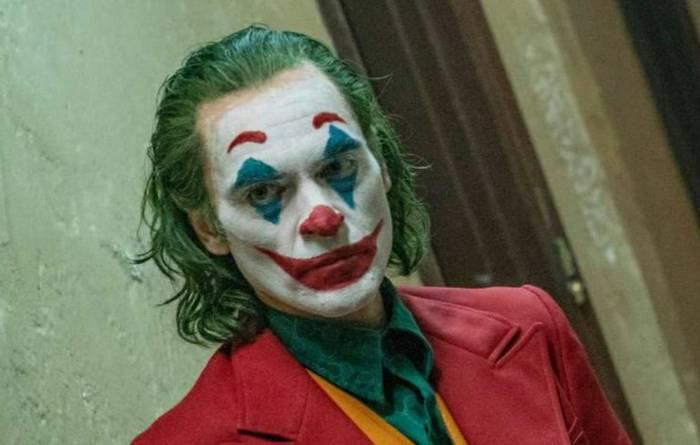 'Joker' pelikula proiektatuko da