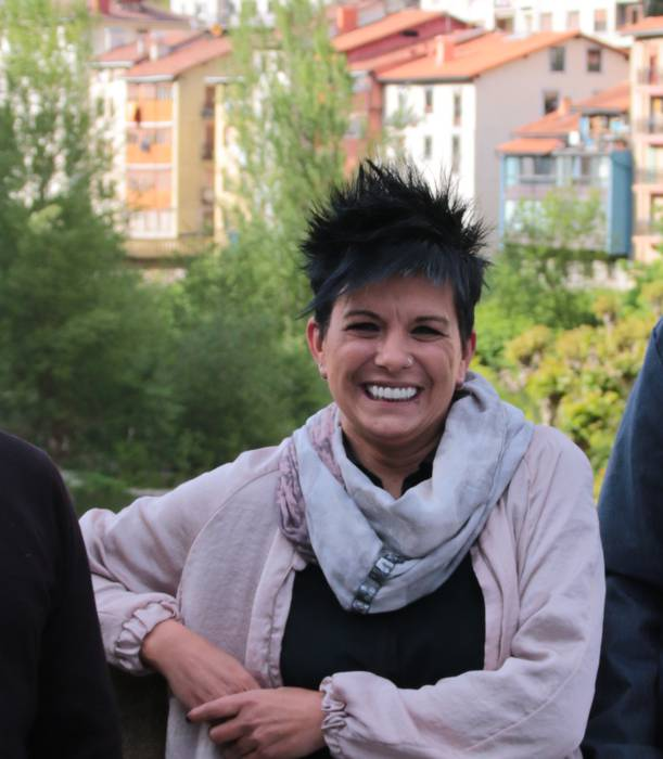 """Patricia Borinaga: """"Gakoa da zer hitzartu eta zertarako"""""""