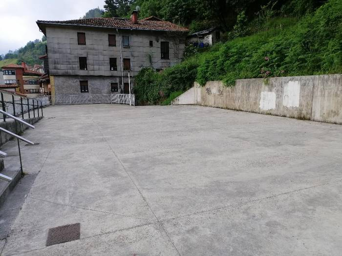 Astelehenean, Skatepark-a eraikitzen hasiko dira