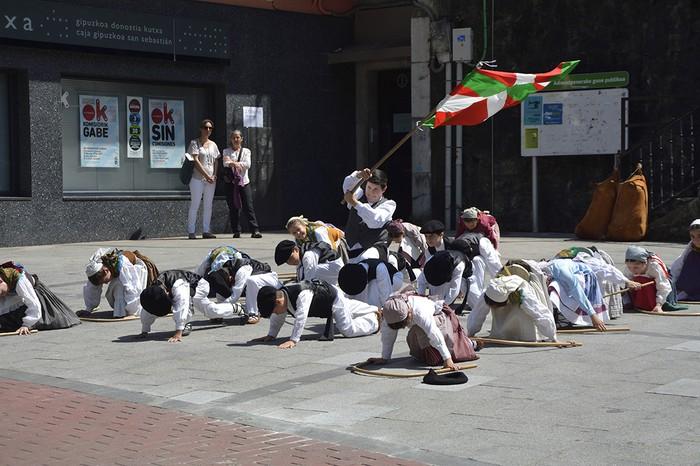 Euskal Jaia herritarren eta eguraldiaren berotasunarekin gauzatu zuten - 27