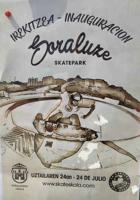 "Kirola: ""Skate eguna""."