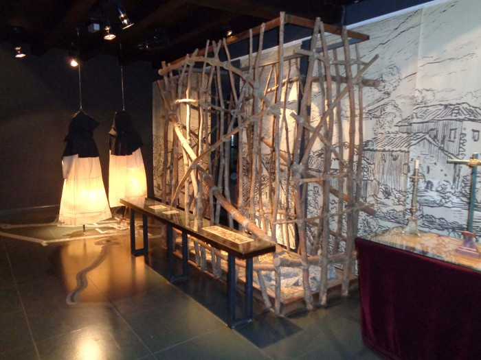 Koba, museoa eta beste ikusi zituzten bertatik bertara - 17