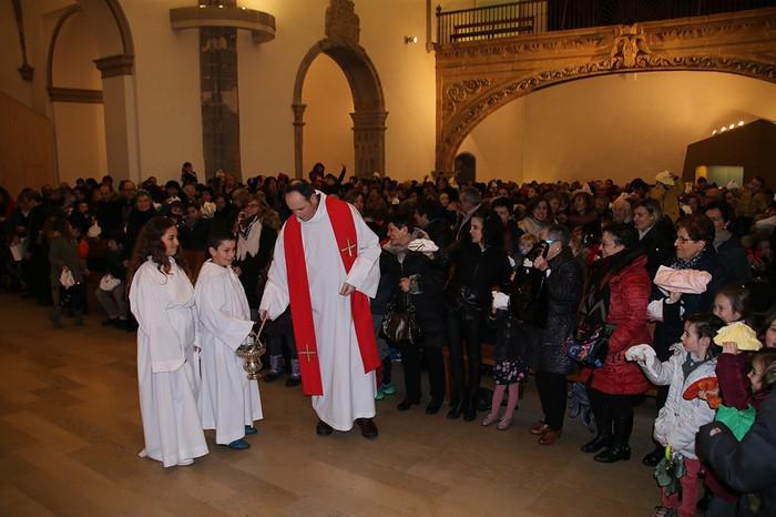 Herritar ugarik eutsi zion atzo San Blas eguneko tradizioari - 33