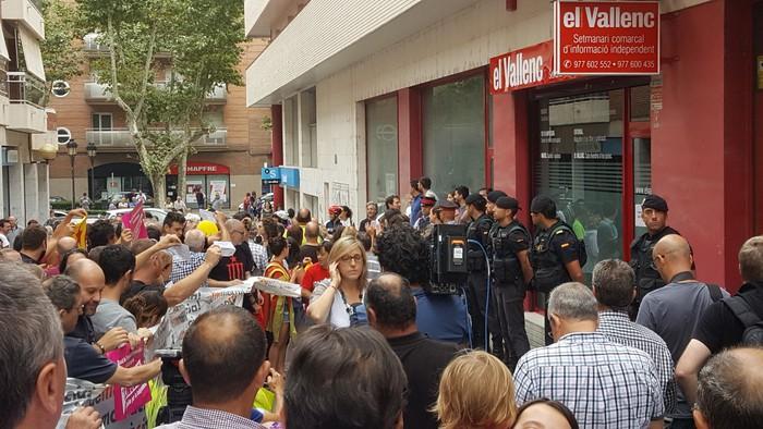 Elkartasuna El Vallenc, Francesc Fàbregas eta ACPCrekin