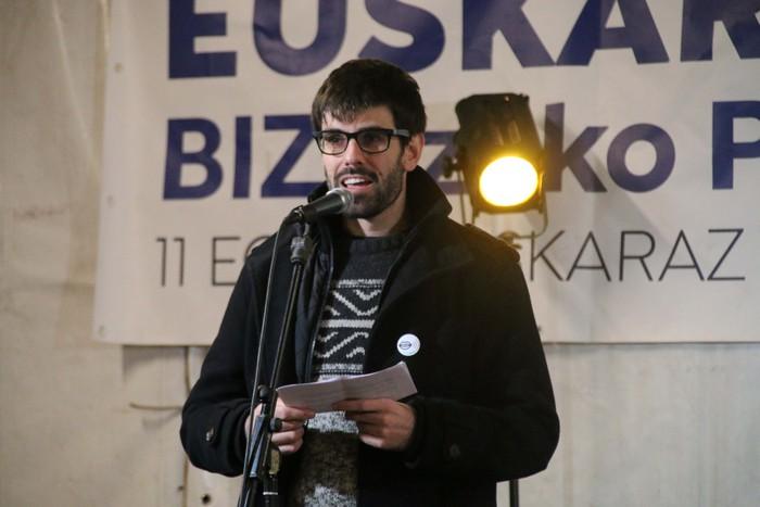 Euskaraz gozatzeko deia Euskaraldiaren hasierako ekitaldian - 3