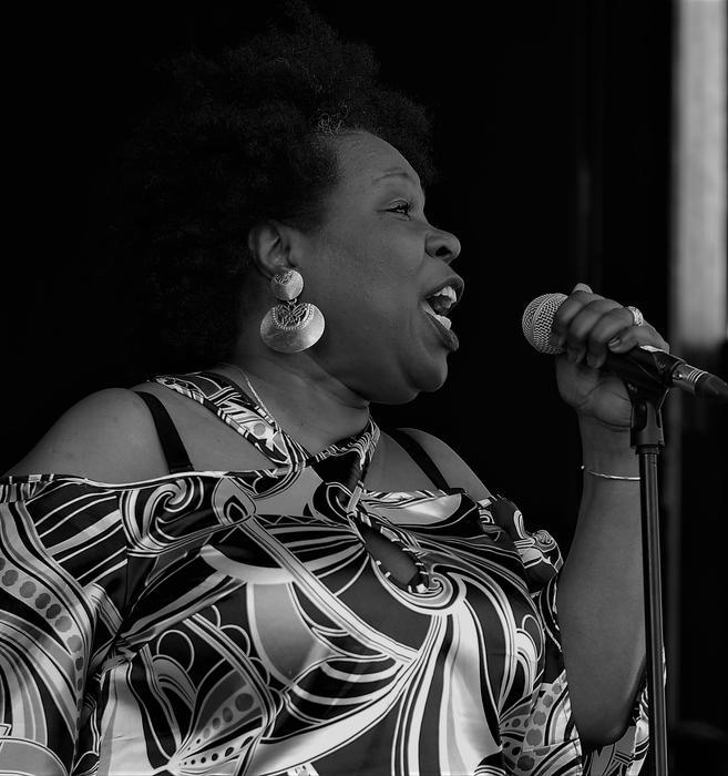 """Blues Hotsak : """"Gisele Jackson & The Shu Shu´s"""""""