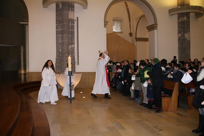 Herritar ugarik eutsi zion atzo San Blas eguneko tradizioari - 11
