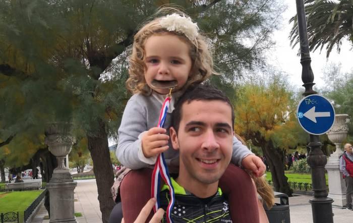 Domekan lehiatuko da Jokin Muñoz Valentziako maratoian