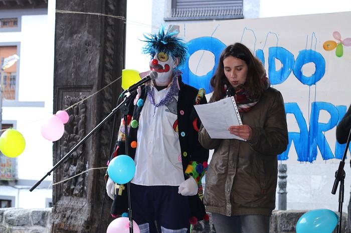 Porrotxek barreiatutako poza Estaziñoko parkearen inaugurazio festan - 22