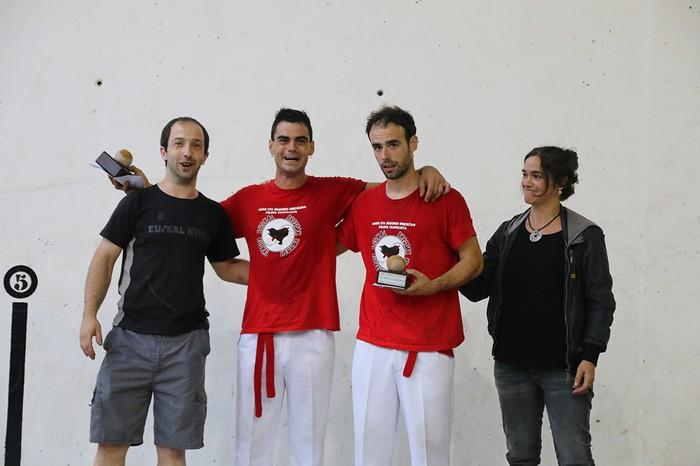 Jon Gallastegik eta Ander Oñatek irabazi dute Asier eta Iñakiren omenezko pelota txapelketa - 7
