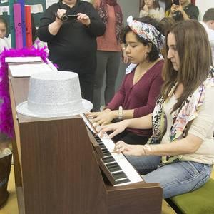 Piano doinuekin bidaian