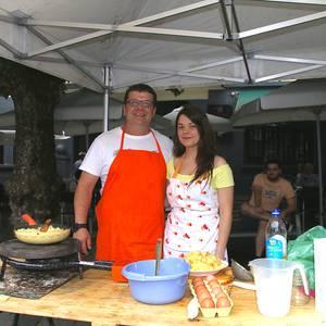 Tortillarik onenak De la Rosatarrenak