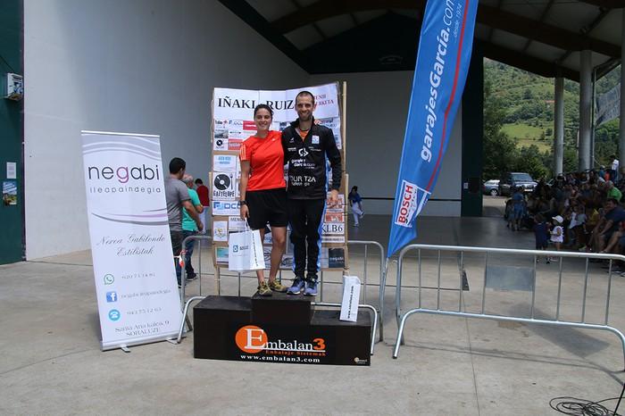 Juan Rodriguezek irabazi du Iñaki Ruiz Mendi Lasterketa - 3