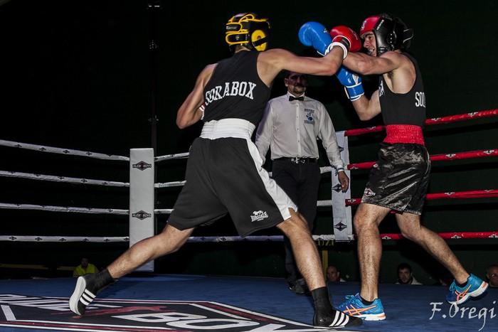 Jendetza eta borrokaldi zirraragarriak zapatuko boxeo-jaialdian - 8