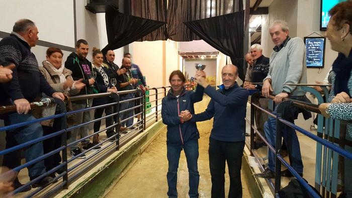 Jabier Osoro Euskadiko txapelketaren irabazle - 2