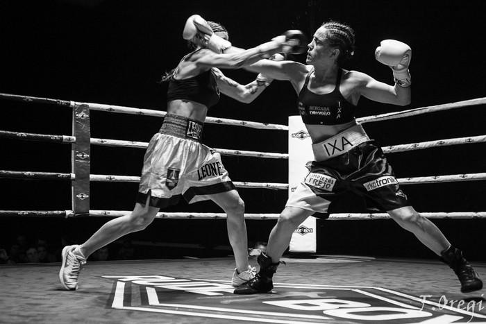 Jendetza eta borrokaldi zirraragarriak zapatuko boxeo-jaialdian - 27