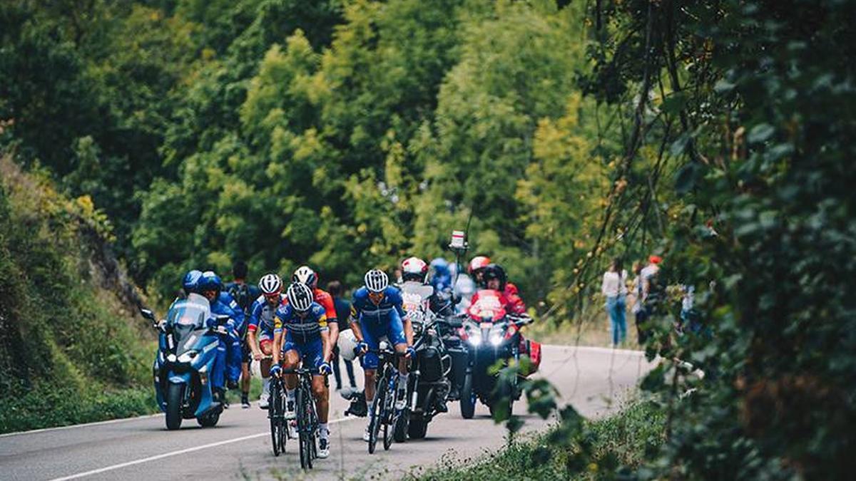 Gaur, Espainiako Vuelta saihesbidetik pasatuko da