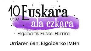 Bazatoz egun-pasa Elgoibarko `Euskara ala ezkara´ ziklora?