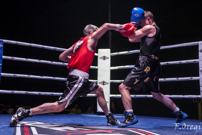 Jendetza eta borrokaldi zirraragarriak zapatuko boxeo-jaialdian - 3