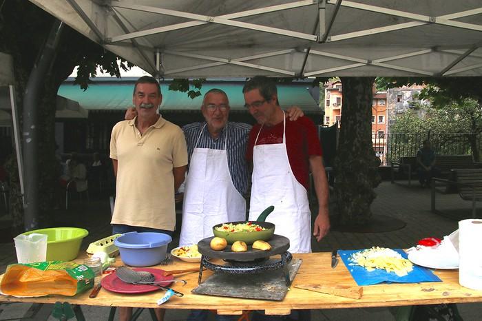 Tortillarik onenak De la Rosatarrenak - 8