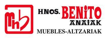 BENITO ANAIAK ALTZARIAK logotipoa