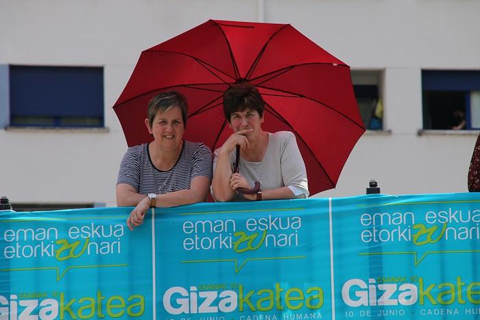 Euskal Jaia herritarren eta eguraldiaren berotasunarekin gauzatu zuten - 21