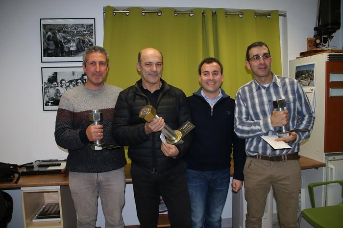 Carlos de Cosek irabazi du Kontrargiren XXIX. Argazki Rallya