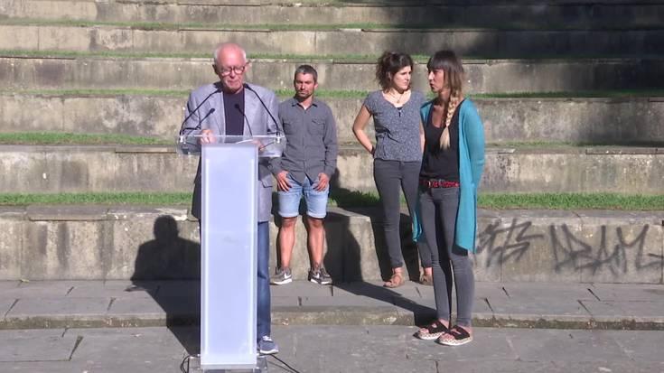 Biharko martxa bertan behera utzi eta Euskal Herriko plazak hartzeko dei egin du Sarek