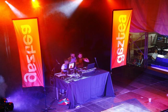 DJa, technoa eta rocka: Soraluze bizi-bizi - 21