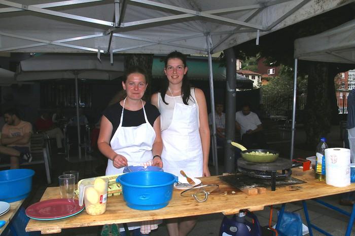 Tortillarik onenak De la Rosatarrenak - 7