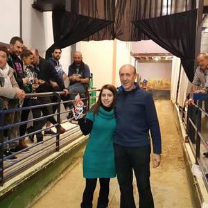 Jabier Osoro Euskadiko txapelketaren irabazle