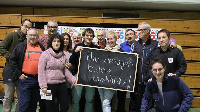 Euskararen Eguneko argazkiak (1/3): photocalla - 19
