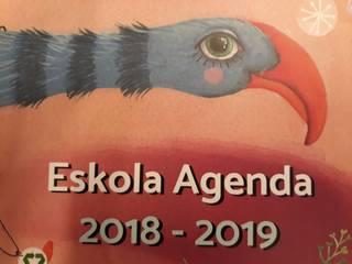 Eskola agenda 2018-2019