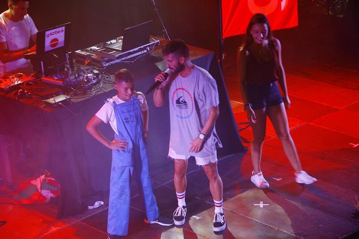 DJa, technoa eta rocka: Soraluze bizi-bizi - 22