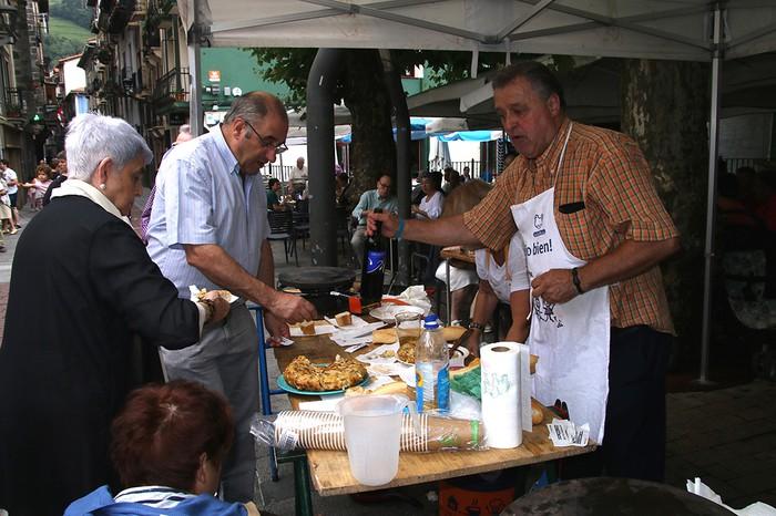 Tortillarik onenak De la Rosatarrenak - 26
