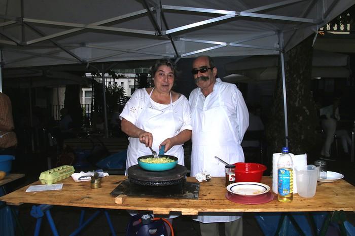 Tortillarik onenak De la Rosatarrenak - 6