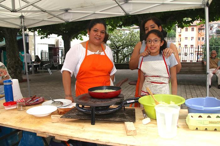 Tortillarik onenak De la Rosatarrenak - 12