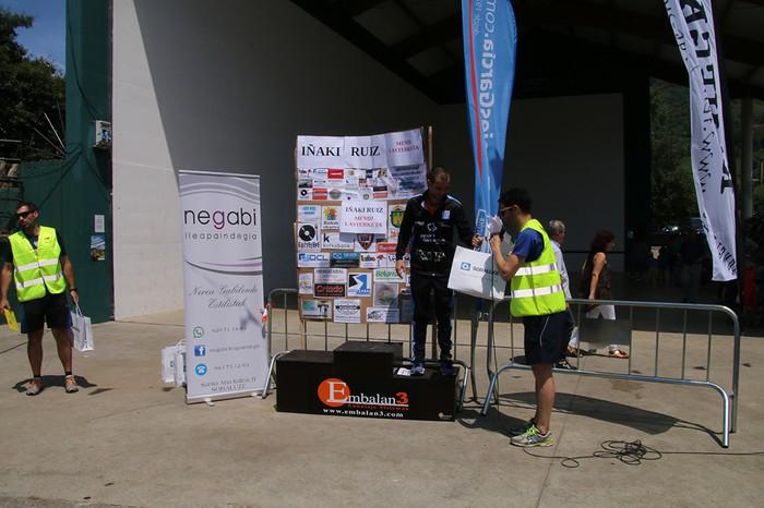 Juan Rodriguezek irabazi du Iñaki Ruiz Mendi Lasterketa - 12